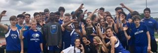 District Track & Field and on to Regionals
