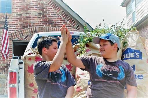 Shelton Students' Labor Of Love Helps With Harvey Relief