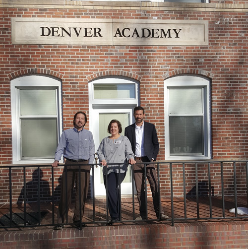 Adria Ger Does Educational Tour in Colorado