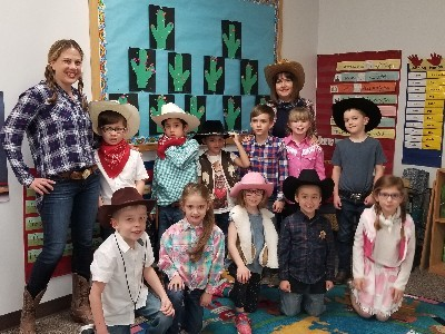 Pre-Primary Western Day