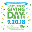 North Texas Giving Day is September 20th!